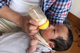 3か月の赤ちゃん、銅のある生活^^